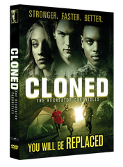 CLONED official DVD with Exclusive Extras
