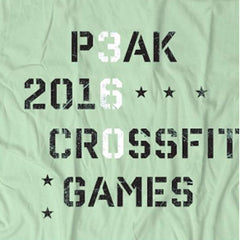 PEAK360 2016 GAMES T MINT wmns