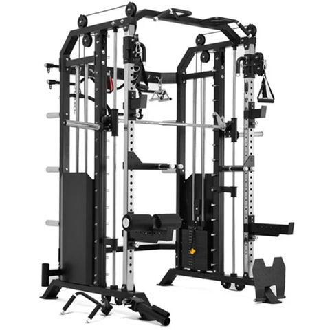 Warrior Strength 701 Cage Smith Pulley System