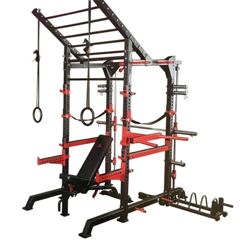 Warrior Strength Cage/Rig Combo