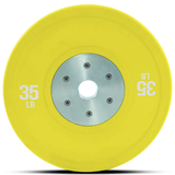 Warrior Strength Competition Bumper Plates (Single)