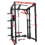 Warrior Strength Folding Weight Rack