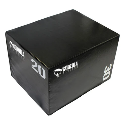 Godzilla Fitness 3 in 1 Soft Plyobox