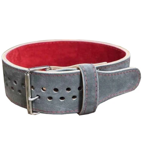Warrior Strength Prong Suede 10mm Belt