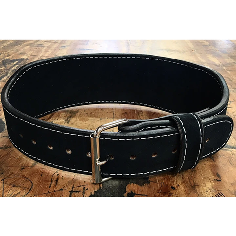Warrior Strength Training Belt - 10mm Thick - 4""