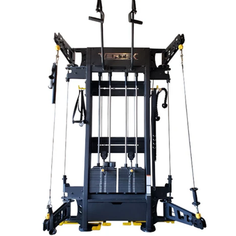 Warrior Strength Wall Mounted Pulley Machine