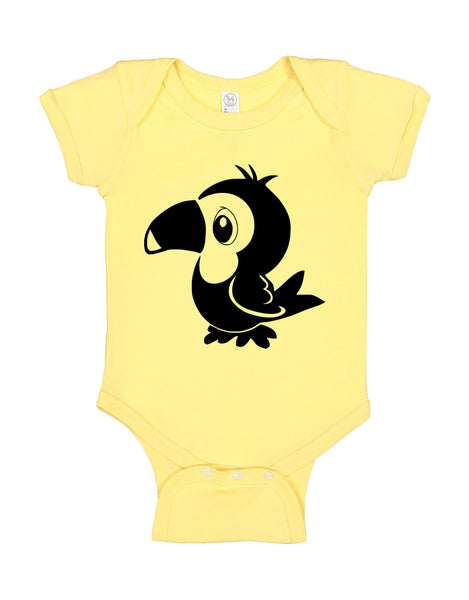 "INFANT ONESIE FOR A SPECIAL BABY.""LITTLE TUCSON BIRD!"""