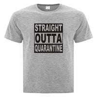 COVID-19 TEE SHIRT... STRAIGHT OUT OF QUARANTINE!