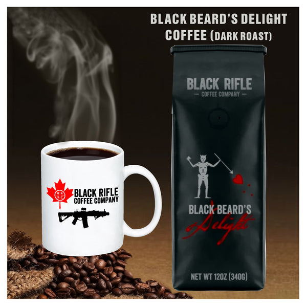 Black Rifle Coffee Company - Black Beard's Delight Dark Roast Coffee