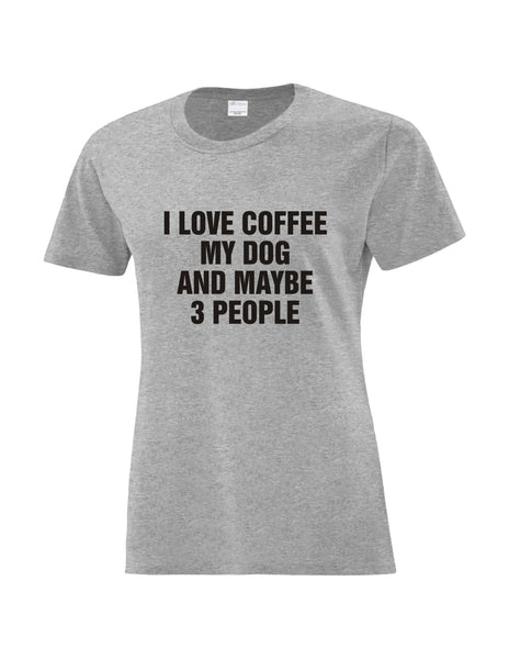 I LOVE COFFEE AND...