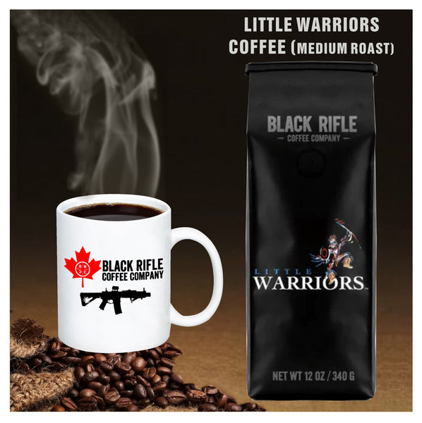 Black Rifle Coffee Company - Little Warriors Medium Roast Coffee