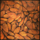 Almond Clusters ~ California-Grown, Dry Roasted Almonds, Hand-Dipped in Dark Chocolate