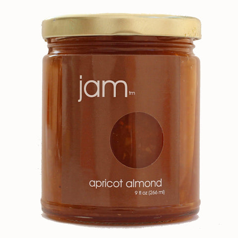 Jam ~ Apricot & Almond  ~ Sold Out ~ New crop available soon!