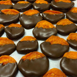 Dark Chocolate Jumbo Dried Apricots