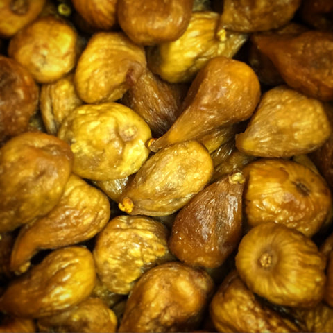 Figs ~ Sun-Dried, Golden