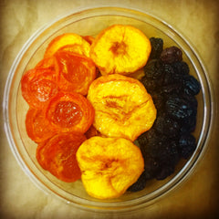 California Sun Dried Fruit Sampler