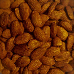 Almonds ~ California-Grown, Dry Roasted, Lightly Salted