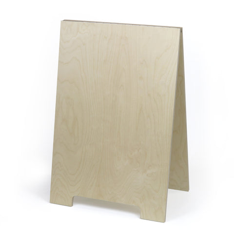 A-Stand - Birch - Double Sided