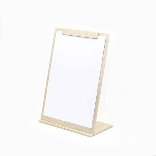Menu Board A4 with magnetic fixings - Blank - 12pcs