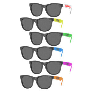 Sconnie Neon Sunglasses - Neon Yellow