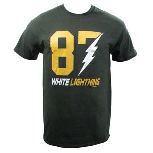 White Lightning T-shirt - Forest
