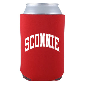 Sconnie Can Cooler - Red