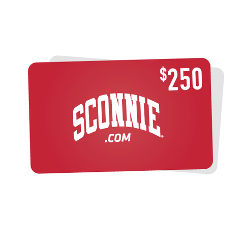 Sconnie Retail Gift Card - $250
