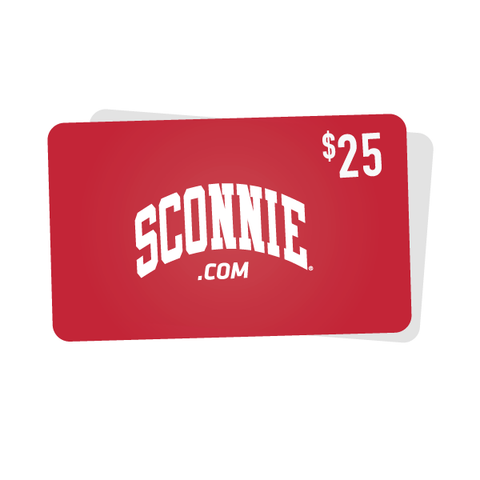 Sconnie Retail Gift Card - $25