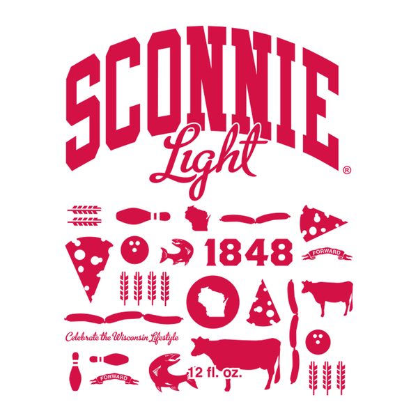 Sconnie Light Unisex Reversible Mesh Jersey Tank Top - White