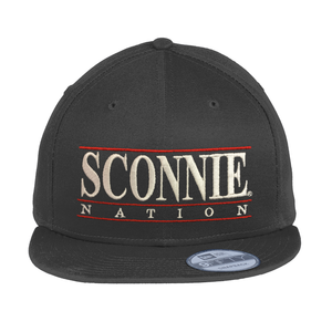 Sconnie Nation Snapback - Black