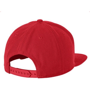 Sconnie Nation Snapback - Scarlet