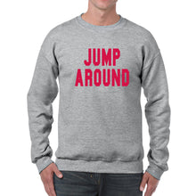 Load image into Gallery viewer, Jump Around Crewneck - Sport Grey