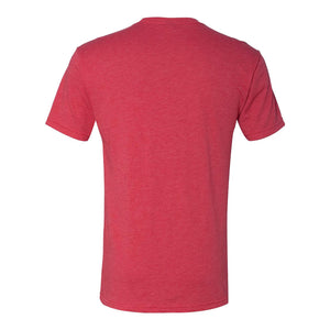 Original Sconnie Tri-Blend T-shirt - Vintage Red