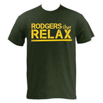 Rodgers Says Relax - Forest