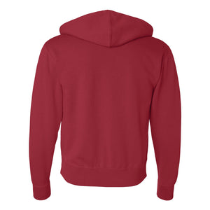 Sconnie Independent Zip Hoodie - Red