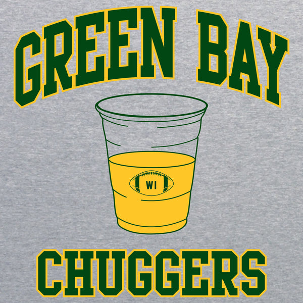 Green Bay Chuggers - Sport Grey