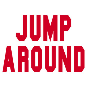 Jump Around Creeper - White