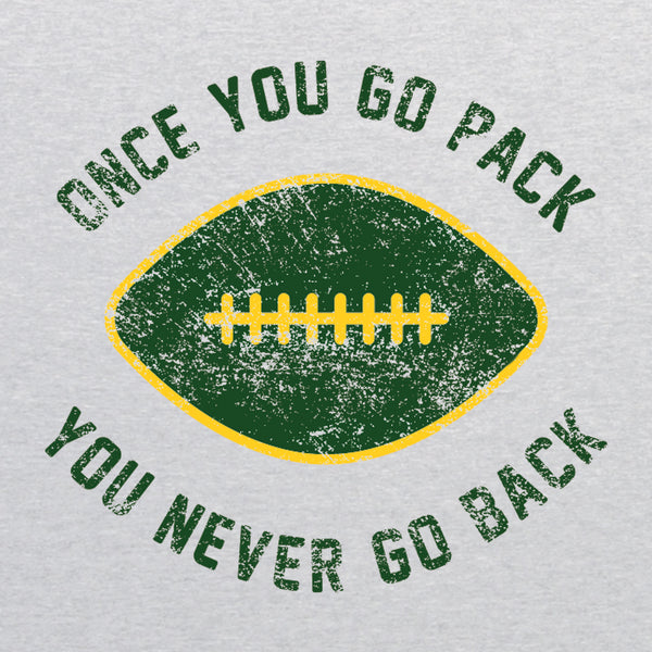 Once You Go Pack You Never Go Back - Ash
