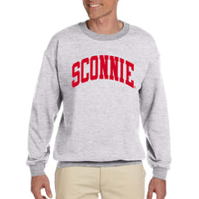Load image into Gallery viewer, Sconnie Inside Out Crewneck Sweatshirt - Sport Grey