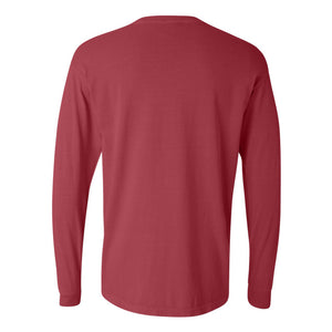 Sconnie Arch Comfort Colors Long Sleeve - Crimson