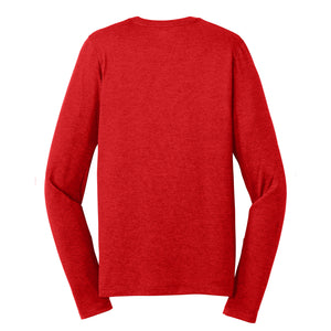 Sconnie Arch New Era Performance Long Sleeve - Red