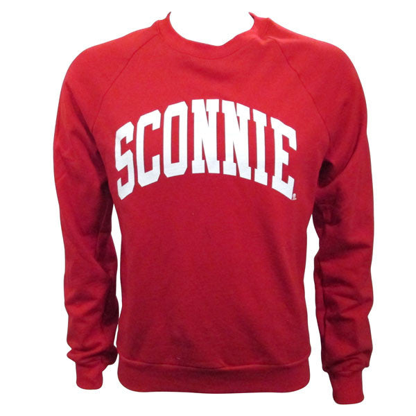 Sconnie Premium Fleece Crewneck Sweatshirt