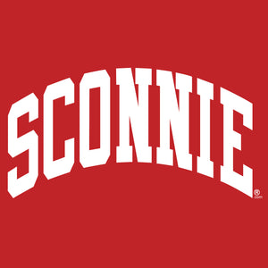Sconnie Long Sleeve T-shirt - Red