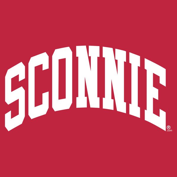 Sconnie Arch Champion Tee - Red
