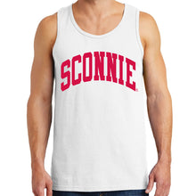 Load image into Gallery viewer, Sconnie Unisex Tank Top - White