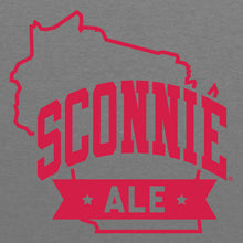 Load image into Gallery viewer, Sconnie Ale Tri-Blend T-shirt - Premium Heather