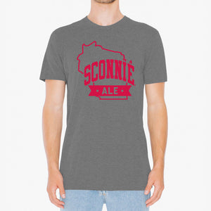 Sconnie Ale Tri-Blend T-shirt - Premium Heather