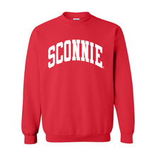 Load image into Gallery viewer, Original Sconnie Crewneck Sweatshirt - Red