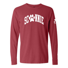 Load image into Gallery viewer, Sconnie DC Humane Society CC Long Sleeve - Crimson