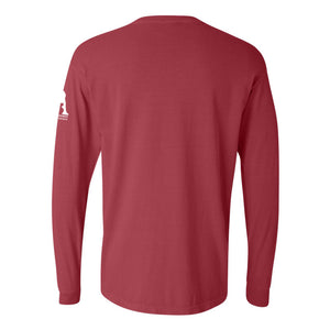 Sconnie DC Humane Society CC Long Sleeve - Crimson